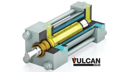Milwaukee Cylinder Vulcan Cylinders