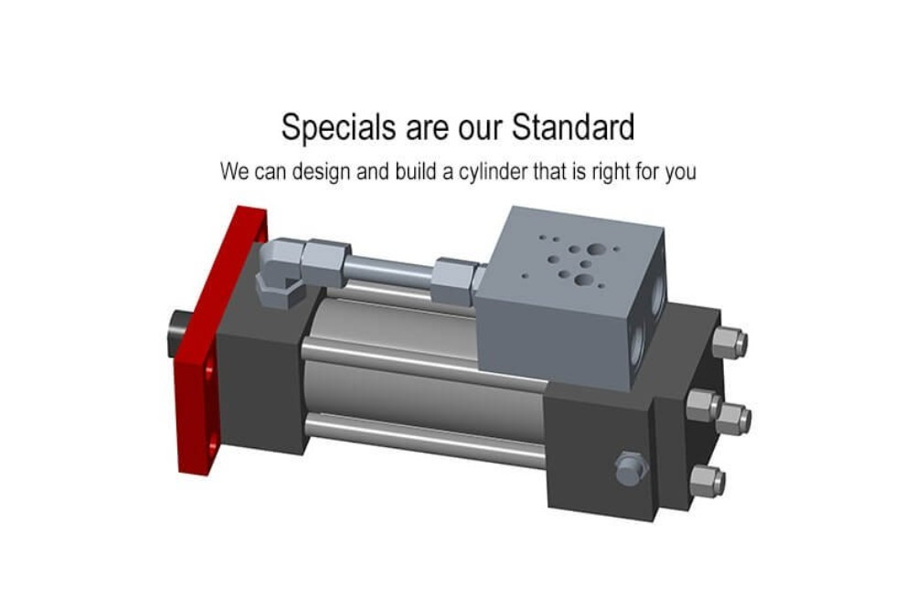 Milwaukee Cylinder - Specials are our Standard
